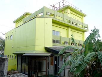 徳之島のビジネスホテルニュートンバラ(閉館・別の施設に業態変更)