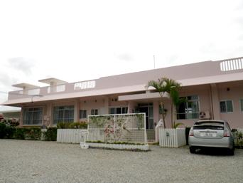 屋我地島のアロハホテル/ALOHAHOTEL(旧民宿なんま森)