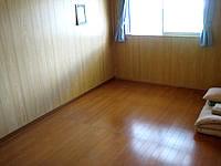 与那国島の民宿もすら - 部屋は個室でかなりきれい