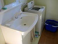 与那国島の民宿もすら - 洗濯機は無料