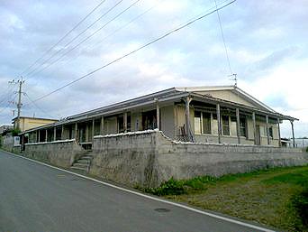 与論島の小島荘