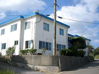 与論島の南風荘