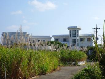 与論島のペンション パシフィックホテル