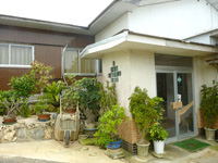与論島の第一楽園荘/ファームイン シャロン(民宿シャロン農園)