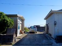 与論島の憩波の友 船釣りと宿 - 高台にあるので沖縄本島まで望めるかも?