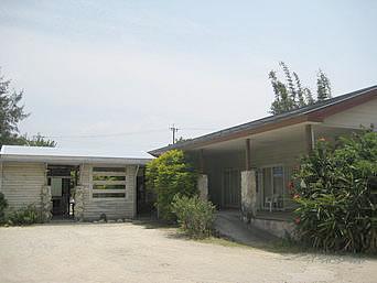 与論島のホテルヨロン島ビレッジ ペンションタイプ