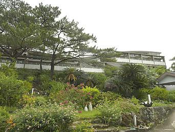与論島のホテルヨロン島ビレッジ ホテルタイプ