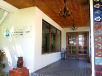 座間味島のシラハマアイランズリゾート - 外観はきれいだが玄関回りがちょっと狭め?