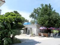 座間味島のオセアナ ポートヴィレッジ座間味 - 併設ショップは旧名のまま