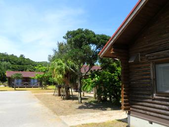 座間味島の座間味村体験滞在交流施設ウハマ